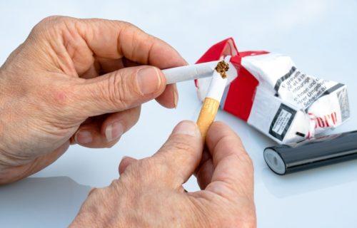 J'ai arrêté de fumer